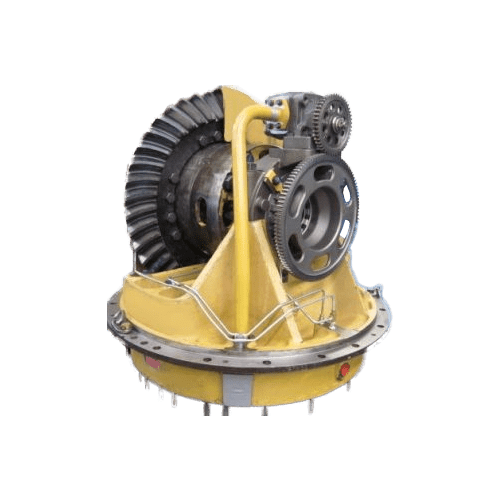 Powertrain components - Differential 1