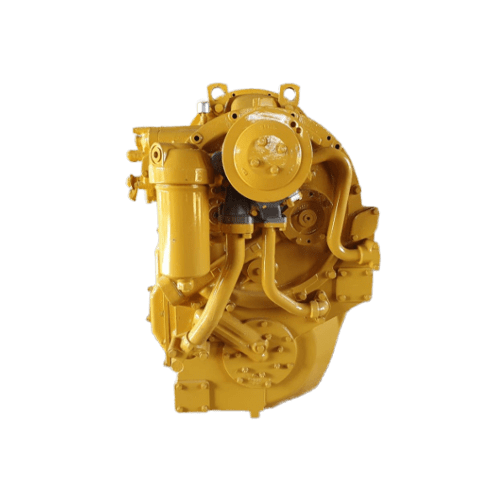 Powertrain components - Transmissions 1